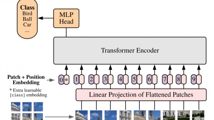 画像認識の革新モデル!脱CNNを果たしたVision Transformerを徹底解説!
