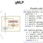 Attentionは不要!?Google BrainによるTransformer型モデルに対抗できるgMLPを詳細解説!